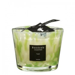 Bougie parfumée Baobab Collection - Max 10 Emerald Pearls