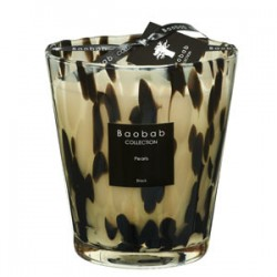 Bougie parfumée Baobab Collection - Max 16 Black Pearls