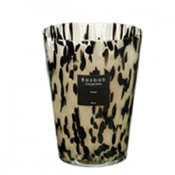 Bougie parfumée Baobab Collection - Max 24 Black Pearls
