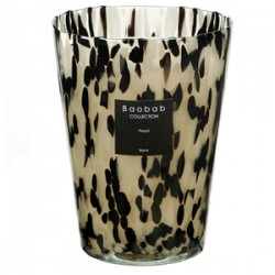Bougie parfumée Baobab Collection - MaxiMax Black Pearls