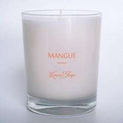 Les Lumières du Temps - Bougie parfumée Mangue