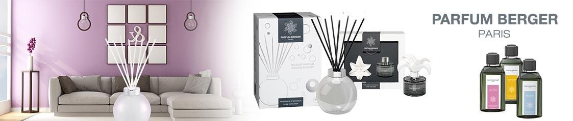 Les diffuseurs à parfums Lampe Berger Parfums Paris