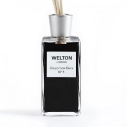 Welton London - Bouquet parfumé N°1 Black Onyx