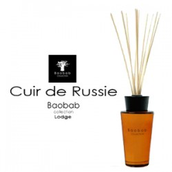 Baobab Collection - Diffuseur Lodge Cuir de Russie