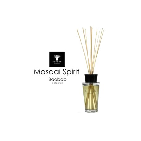 Baobab Collection - Diffuseur Lodge Masaai Spirit