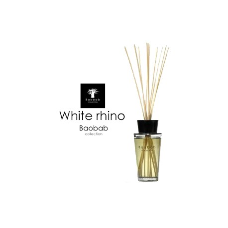 Baobab Collection - Bouquet parfumé Lodge White Rhino