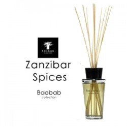 Baobab Collection - Bouquet parfumé Lodge Zanzibar Spices