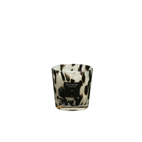 Bougie parfumée Baobab Collection - Max One Black Pearls