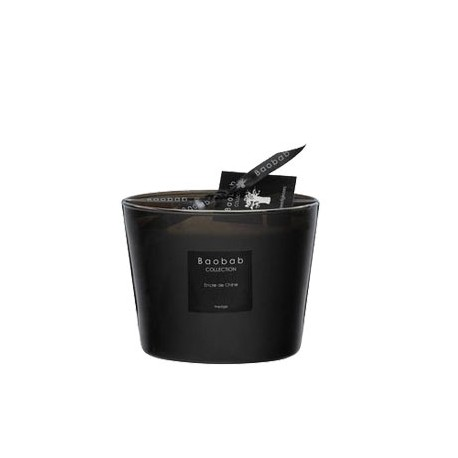 Bougie parfumée Baobab Collection - Max 10 Encre de Chine