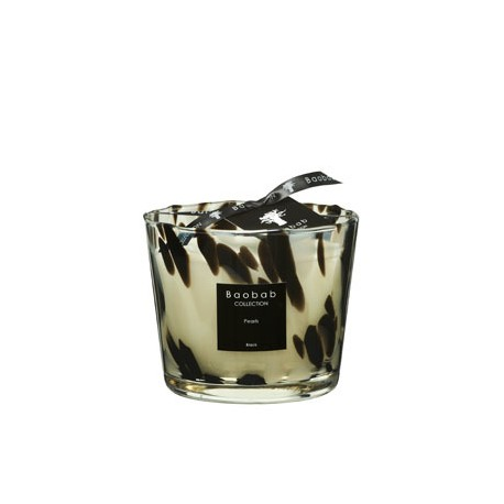 Bougie parfumée Baobab Collection - Max 10 Black Pearls