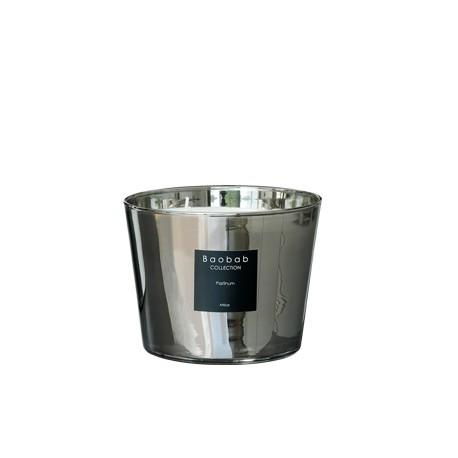 Bougie parfumée Baobab Collection - Max 10 Platinum