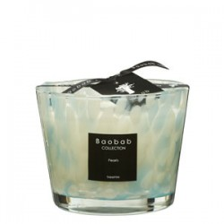 Bougie parfumée Baobab Collection - Max 10 Sapphire Pearls