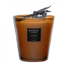 Bougie parfumée Baobab Collection - Max 16 Cuir de Russie