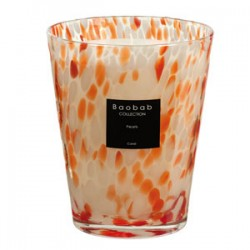 Bougie parfumée Baobab Collection - Max 24 Coral Pearls