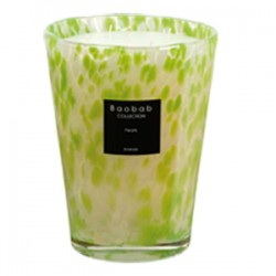 Bougie parfumée Baobab Collection - Max 24 Emerald Pearls