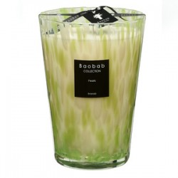 Bougie parfumée Baobab Collection - MaxiMax Emerald Pearls