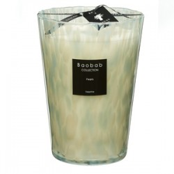 Bougie parfumée Baobab Collection - MaxiMax Sapphire Pearls
