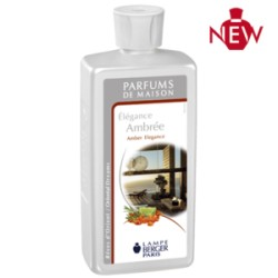 Parfum 500 ml Élégance Ambrée