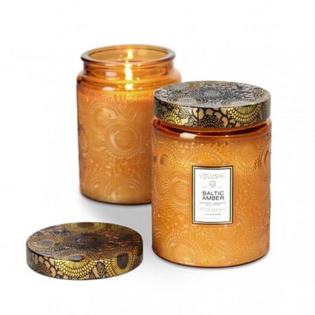 Voluspa - Grande jarre Baltic Amber