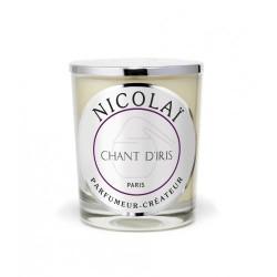 Bougie parfumée Nicolaï - Chant d'Iris