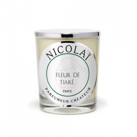 Bougie parfumée Nicolaï - Fleur de Tiaré