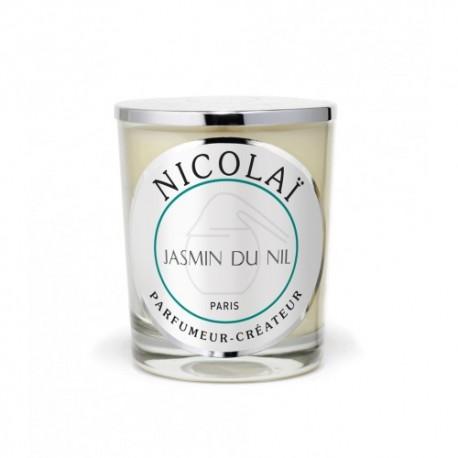 Bougie parfumée Nicolaï - Jasmin du Nil