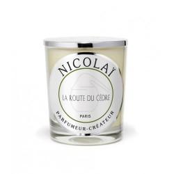 Bougie parfumée Nicolaï - La Route du Cèdre