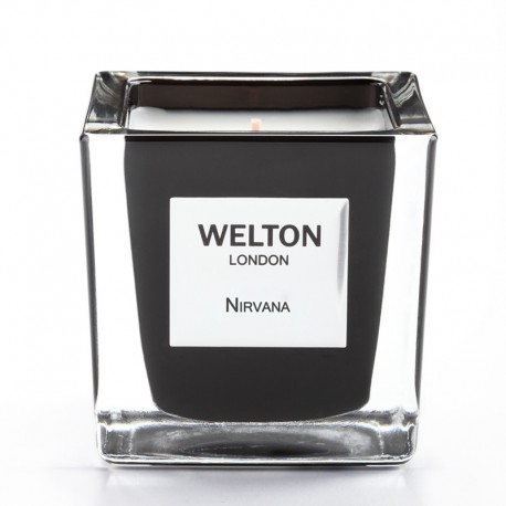 Welton London - Bougie parfumée Onyx Nirvana