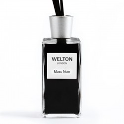 Welton London - Bouquet parfumé Musc Noir