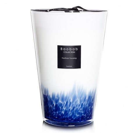Bougie parfumée Baobab Collection - Maxi Max Feathers Touareg