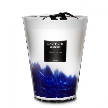Bougie parfumée Baobab Collection - Max 24 Feathers Touareg