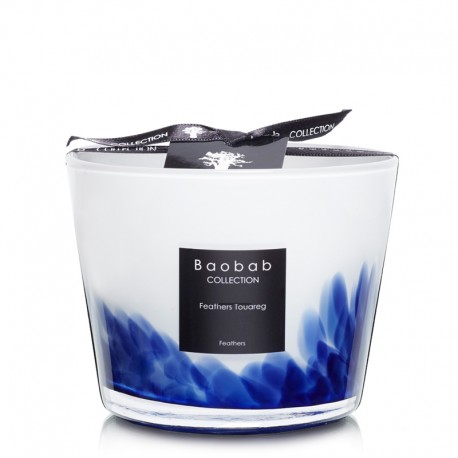 Bougie parfumée Baobab Collection - Max 10 Feathers Touareg