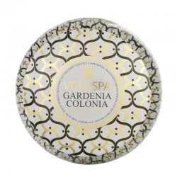 Voluspa - Bougie Parfumée Gardenia Colonia box