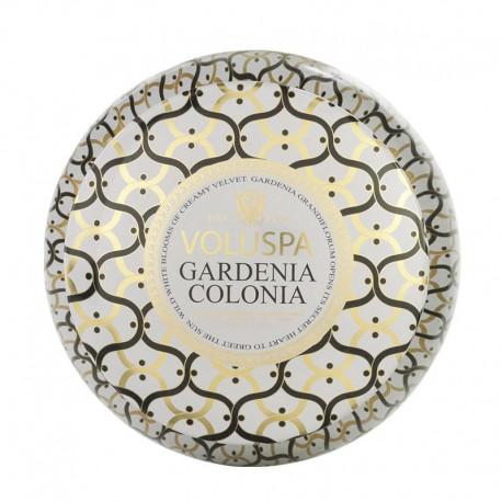 Voluspa - Bougie Parfumée Gardenia Colonia box