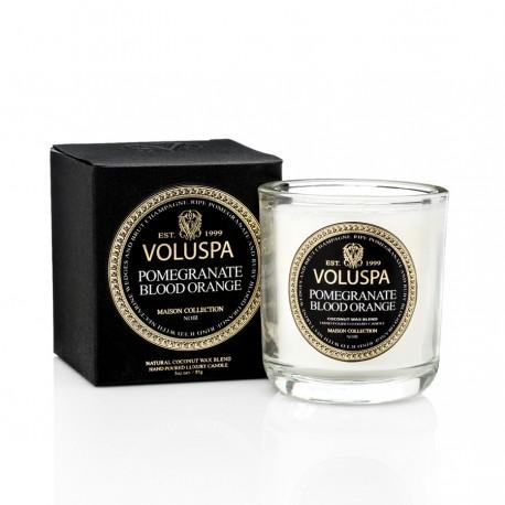 Voluspa - Bougie votive parfumée Pomegranate Blood Orange