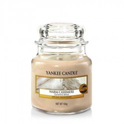 Yankee Candle - Petite jarre Warm Cashmere