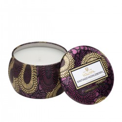Voluspa - Mini-bougie parfumée Santiago Huckleberry
