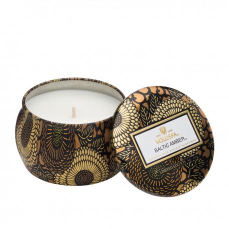 Voluspa - Mini-bougie parfumée Baltic Amber