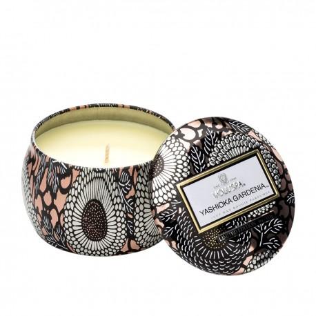 Voluspa - Mini-bougie parfumée Yashioka Gardenia