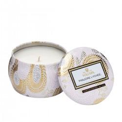 Voluspa - Mini-bougie parfumée Panjore Lychee