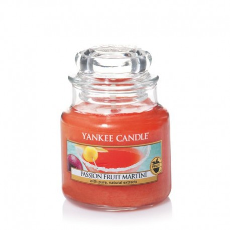 Yankee Candle - Petite jarre Passion Fruit Martini