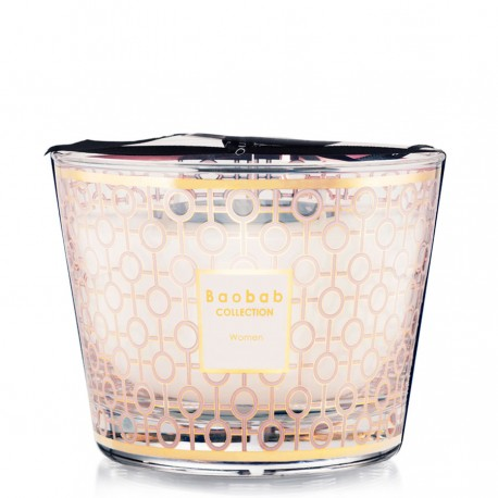 Bougie parfumée Baobab Collection - Max 10 Women
