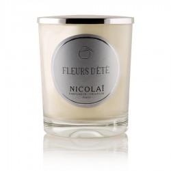 Bougie parfumée Nicolaï - Fleurs d'été