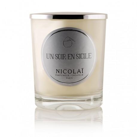 Bougie parfumée Nicolaï - Un Soir en Sicile