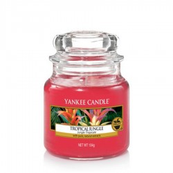 Yankee Candle - Petite jarre Tropical Jungle / Jungle tropicale