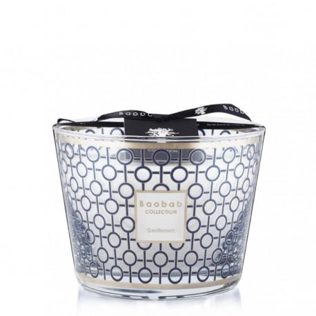 Bougie parfumée Baobab Collection - Max 10 Gentlemen
