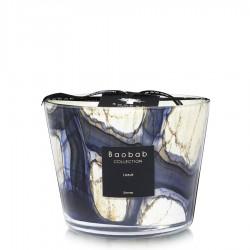 Bougie parfumée Baobab Collection - Maxi 10 Stones Lazuli