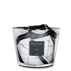 Bougie parfumée Baobab Collection - Max 10 Stones Marble