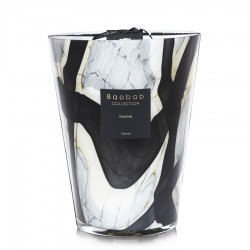Bougie parfumée Baobab Collection - Maxi 24 Stones Marble
