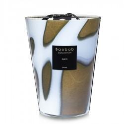 Bougie parfumée Baobab Collection - Maxi 24 Stones Agate